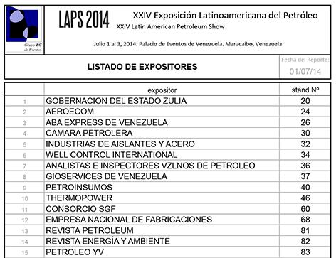 LAPS-2014-Listado-Expositores-1-7-14